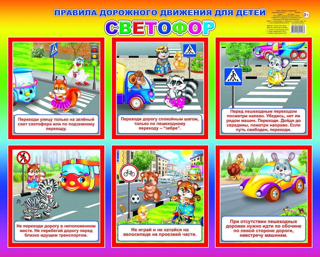 Правила дорожного движения тесты с картинками