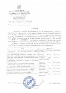 Справка 21.02.2018 МДОУ 79 Выступление